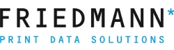 Friedmann-print-data-solutions-logo